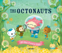 the Octonauts and the Frown Fish by MEOMI, via Flickr