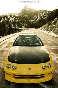 The great Honda/Acura Integra Type R