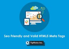 Seo Friendly and Valid HTML5 Meta Tags