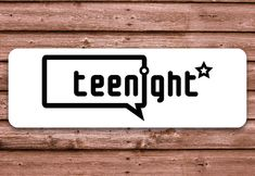 This logo was designed for a church youth group called Teen Night. The logo uses a text message aesthetic to appeal to teenage youth. Posted by davidfstewart on Tagged: , logo , design , teen Text Messages, Graphic Design, Logo Design, Youth Groups, Teen, Night, Business, Graphics, Logos