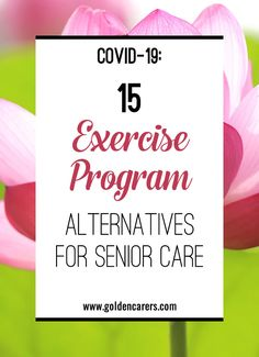 Daily exercise groups are an activity department staple, but with most communities discouraging group activities due to the pandemic, you may be wondering how to keep it up. Here are a few ideas to get everyone up and moving together (while separate). Nursing Home Activities, Exercise Activities, Therapy Activities, Physical Activities, Craft Activities, Physical Education, Enrichment Activities, Therapy Ideas, Health Education