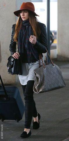 Elizabeth Olsen Stylebook