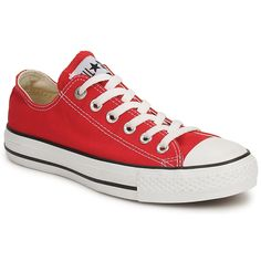 Converse ALL STAR OX Rosso