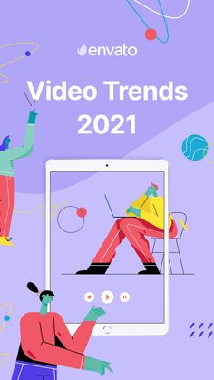 We're covering the top video trends and techniques of 2021 to ensure you reel-y stay ahead of the curve. Find out more about the hottest #videotrends, as predicted by our experts, on the blog.