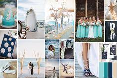 On largue les amarres, direction les plages, le sable, la mer ou l'océan avec ce thème. Côté photos et déco, il y a de quoi faire ... Wedding Event Planner, Direction, Inspiration, Design, Beautiful Moments, Sea Theme, Beaches, Photo Galleries, Biblical Inspiration