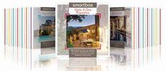 Cajas Smartbox con más de 30.000 experiencias sin fecha límite para disfrutar y cambio gratuito.