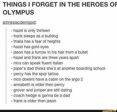 Wait... ANNABETH is older than PERCY? HOW THE FUCK DID I NOT KNOW THIS?