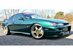 Gebrauchtwagen: Nissan, 200 SX, Turbo 16V racing, Benzin, € 10.600,- AutoScout24 Detailansicht