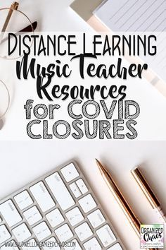 Music Teacher Resources for Pandemic Teaching