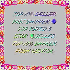 MY STATS  Wow, I'm proud & blessed to be a part of the Poshmark Community! Other