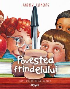 Povestea frindelului Andrew Clements, Reading Time, New Jersey, Books, Author, Ice, Livros, Book, Libros