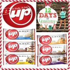 DAY ONE of the 12 days of giveaways I give to you @Bupbar1! Enter on the blog today! #12daysofgiveaways