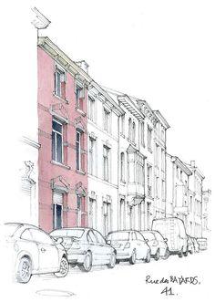 Rue des Bayards, 41 | par gerard michel