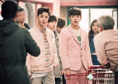 B.A.P | 'Feel So Good' MV shooting scene!