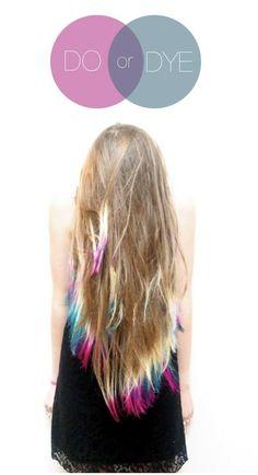 #hair #hair dye #color