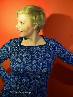 """""""b""""engelwirtschaft: Bronte shirt.... mein RUMS # 50"""