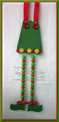 Mrs. Elf Leggs!