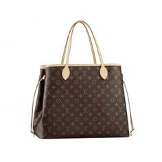 Louis Vuitton bags, lv bags. lv handbags. Neverfull M40157. A large flexible bag in Monogram Canvas suitable for business, travel or everyday use