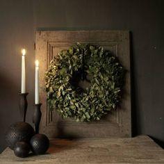 Vardagsrum - Titta på het_stoere_woonhuis - Lilly is Love Noel Christmas, Christmas Wreaths, Halloween Season, Wreaths For Front Door, Diy Wreath, Natural Living, Trees To Plant, Jute, Decorating Your Home