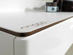 Mood Fusion series by Noken: avant-garde and natural. New collection for bathroom with digital taps