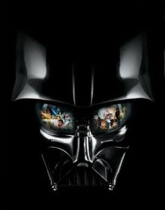 For my hubby! Very cool Vader picture!