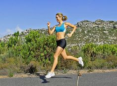So funktioniert Intervalltraining: Es ist eine gute Maßnahme, um schneller zu werden. Ambitionierte Marathonläufer absolvieren sie wöchentlich: die Intervalle.