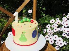 very hungry caterpillar butterfly cake - Google Search