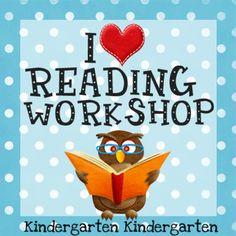 Kindergarten Readers Workshop