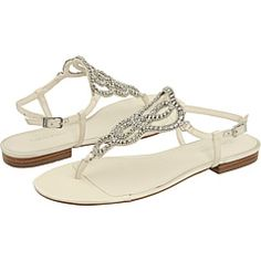 Really like these wedding shoes!!!    Calvin Klein Nadia E8314, 58% off | Recycled Bride