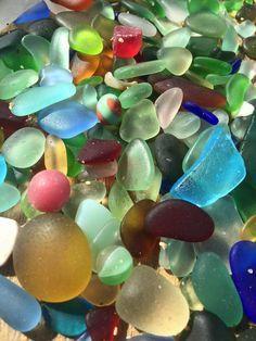 Caribe sea glass
