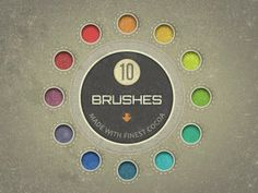 We have collected 20 beautiful subtle and soft textured Adobe Photoshop brush packs with over 350 indivdual brushes. All brush sets are free! Texture Photoshop, Photoshop Brushes, Photoshop Tutorial, Tool Design, Web Design, Brush Sets, Design Tutorials, Really Cool Stuff, Tutorials