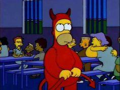 Homer Simpson ran out of clean clothes. Memes Simpsons, Cartoon Memes, Cartoon Icons, The Simpsons, Tumblr Cartoon, Cartoon Art, Vintage Cartoon, Cute Cartoon, Cartoon Wallpaper