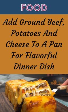 heese makes everything more delicious, and whether you're trying to get some veggies into your kids or simply craving a hearty evening meal, it's the answer every time. #GroundBeef #Potatoes #Cheese #DinnerDish Dinner Dishes, Main Dishes, Oscar Fish, Ground Beef And Potatoes, Decadent Food, Smileys, Evening Meals, Love Cake, K2