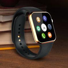 Smart uhr tragbare geräte Bluetooth Armbanduhr sport Smartwatch Für apple IOS android telefon PK dz09 A9 gt08 U80 //Price: $US $129.00 & FREE Shipping //     #meinesmartuhrende