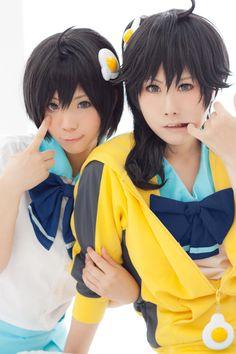 (C82) 『Pt Girls』(Araragi Tsukihi ,Sengoku Nadeko)ROM【Yun Kousaka】 (C82) 『Pt Girls』(阿々木月火,千石撫子)ROM - 12 - エロコスプレ