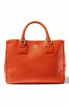 Love this Tory Burch bag...color is great.
