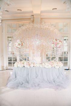 Glamorous wedding decor декор в гламурной стиле