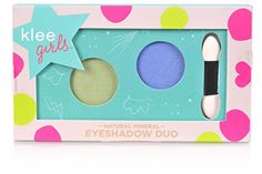 Luna Star Naturals Klee Girls Eyeshadow Duo Kona Drive Everglades SwingJewel BlueGreen 13 Ounce >>> Click on the image for additional details.