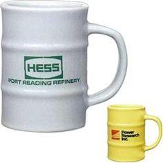 Oil Drum Mugs