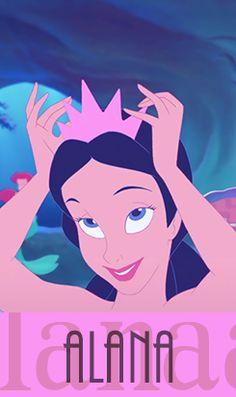 disney the little mermaid alana Ariels Beginning Andrina attina . Disney And More, Disney Love, Disney Magic, Disney Princess Ariel, Princesa Disney, Disney Princesses, Disney Songs, Disney Memes, Funny Disney