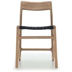 Heal's Fawn Dining Chair - Oak & Black Webbing ($561) ❤ liked on Polyvore featuring home, furniture, chairs, dining chairs, black, woven chair, oak furniture, onyx furniture, oak dining chairs and black furniture