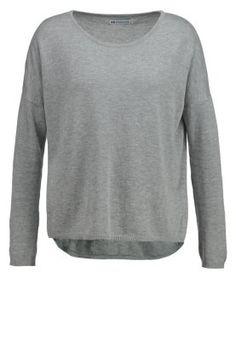 Sweter - light grey