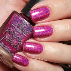 Potion Polish Summer's Last Rose - Fall for Me Collection swatches | Sassy Shelly