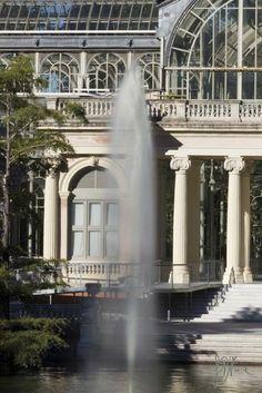 Madrid - Parque Buen Retiro