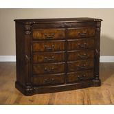 Found it at Wayfair - Two Drawer Bar Cabinet in Dark Brown