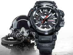 Casio G-Shock Gravitymaster GPW2000-1A GPS Bluetooth Connected Watch
