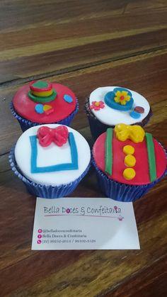 Cupcake #belladoceseconfeitaria#