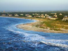 The 10 Best Beaches in North Carolina: Bald Head Island  Visit North Carolina