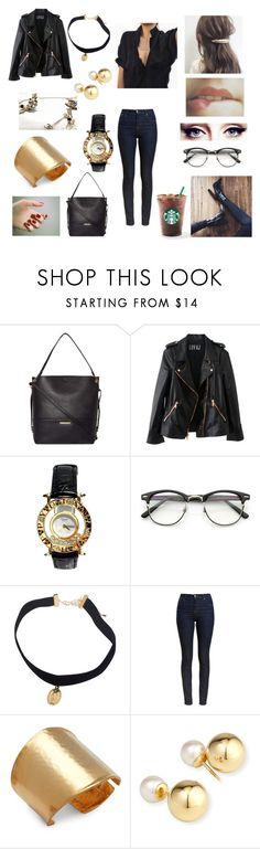 """""""just for today"""" by floriane97 ❤ liked on Polyvore featuring ...Lost, Dorothy Perkins, Rosegold, Chopard, ZeroUV, GET LOST, Chanel, Barbour, Kenneth Jay Lane and Yoko London"""