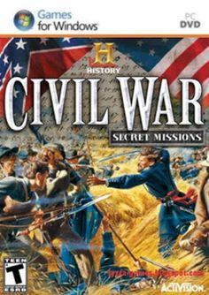 Compare current and historic The History Channel Civil War: Secret Missions prices (Playstation Loose, Complete (CIB), and New prices updated daily Mission Game, Xbox 360 Video Games, Battlefield 4, By Any Means Necessary, History Channel, American Civil War, Classic Tv, Civilization, Real Life
